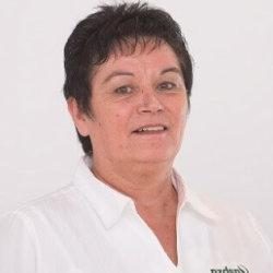 A portrait of Sue Eastwood